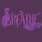 Breathe #Color by INKfootprints