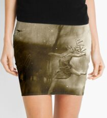 Dancing with the Moonlit Knight Mini Skirt