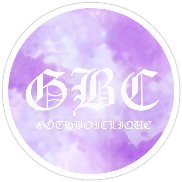 GOTHBOICLIQUE soundcloud aesthetic