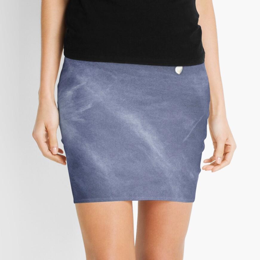 Waxing Mini Skirt