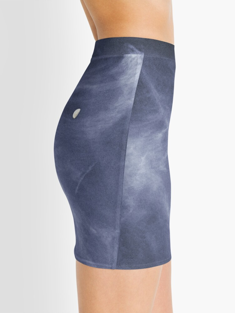 Alternate view of Waxing Mini Skirt