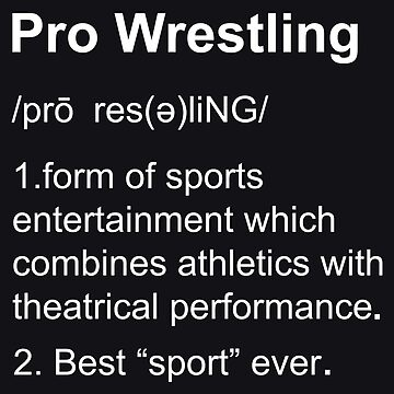 Pro wrestling by rolito86