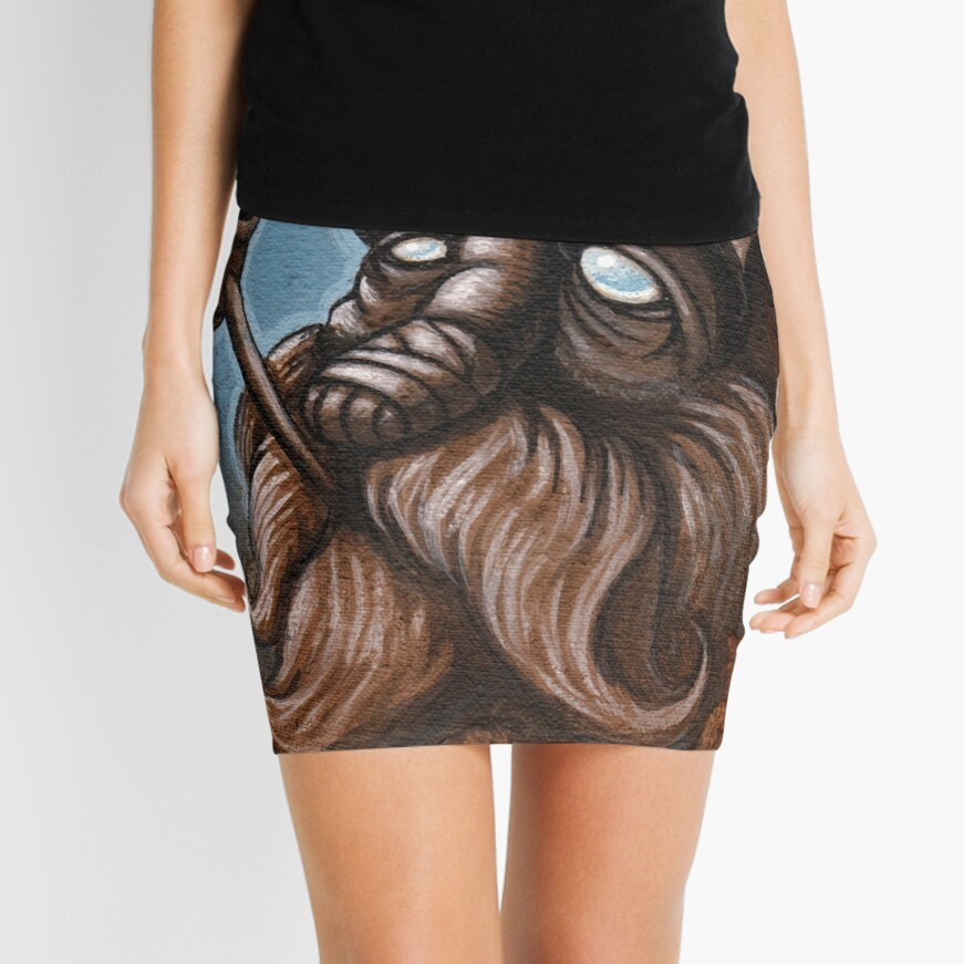 Old Salt Mini Skirt