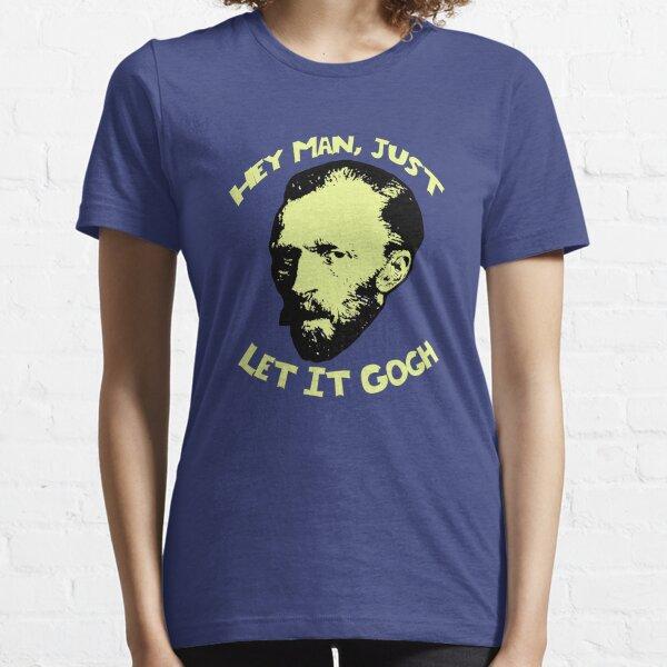 Let It Gogh Essential T-Shirt