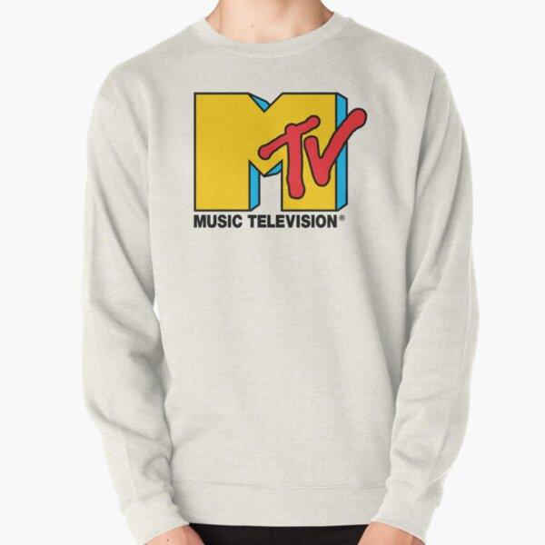 MTV Music Television Logo Pullover Sweatshirt