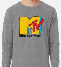 Sudadera ligera Logotipo de MTV Music Television