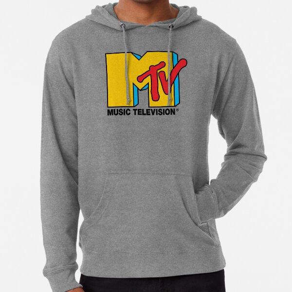 MTV Music Television Logo Lightweight Hoodie