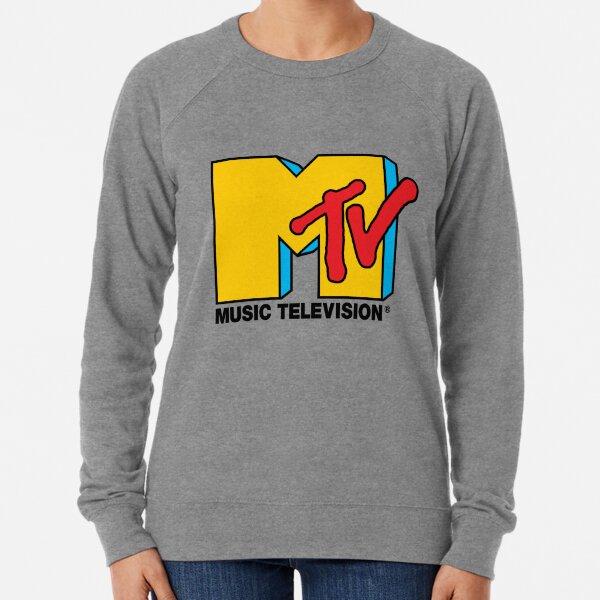 MTV Music Television Logo Lightweight Sweatshirt