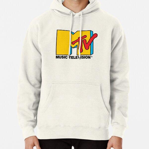 MTV Musik Fernsehen Logo Hoodie