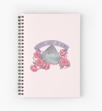 D4 to Hurt and Heal Spiral Notebook