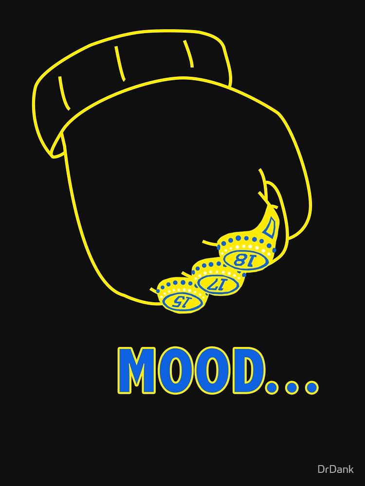 Draymond Mood by DrDank