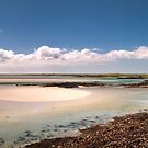 Low Tide Between the Isles by Kasia-D