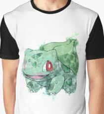 """""""So you chose the grass type!"""" Graphic T-Shirt"""