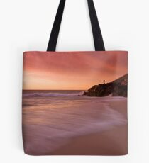 Photographer at Sunset Tote Bag