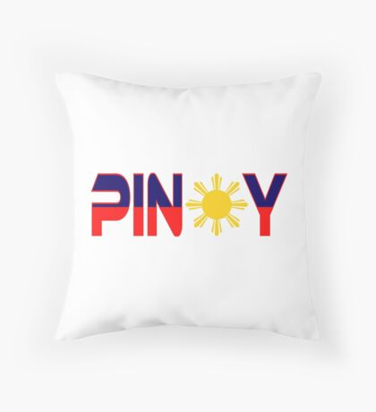 Pin*y Patriot Flag Series 1.0 Floor Pillow