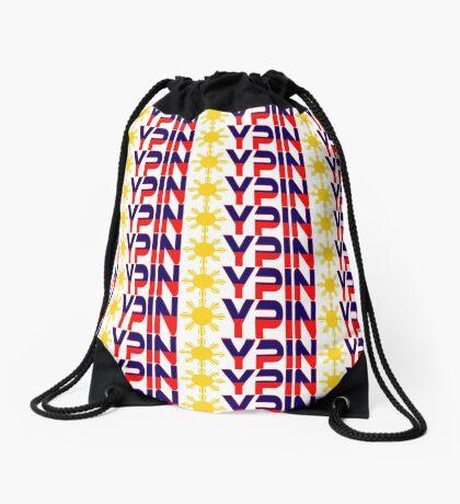 Pin*y Patriot Flag Series 1.0 Drawstring Bag