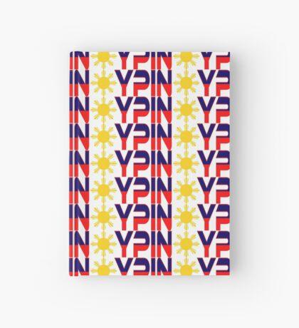 Pin*y Patriot Flag Series 1.0 Hardcover Journal