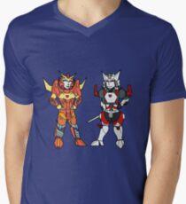 Teriyaki Bois Men's V-Neck T-Shirt