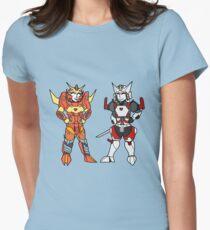 Teriyaki Bois Women's Fitted T-Shirt