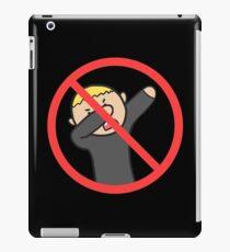 Dab ban iPad Case/Skin