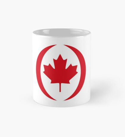 Canadian Patriot Flag Series 1.0 Mug