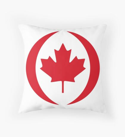 Canadian Patriot Flag Series 1.0 Floor Pillow