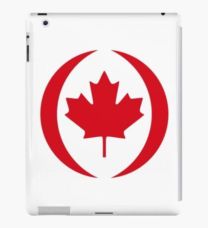 Canadian Patriot Flag Series 1.0 iPad Case/Skin