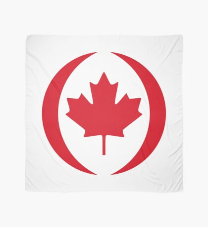 Canadian Patriot Flag Series 1.0 Scarf