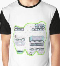 Grass Pallet Town Graphic T-Shirt