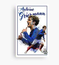 #Griezmann Canvas Print
