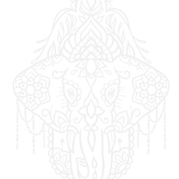 Elephant mandala  by KrissyTattoos03