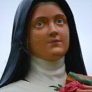 St. Thérèse by Rowan  Lewgalon