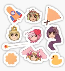 Shugo Chara Sticker