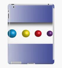 Coloridos Círculos iPad Case/Skin