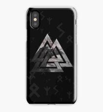 Odin's Raven iPhone Case