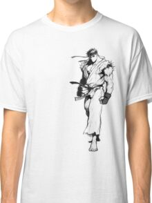 Ryu Portrait Classic T-Shirt