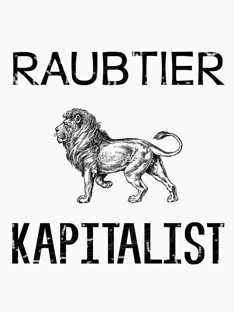 Predator capitalist Leo by kailukask