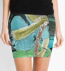 Sea Gazer Mini Skirt
