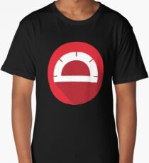 Protractor Long T-Shirt