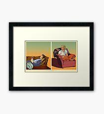 Baker Street: Double Wide  Framed Print