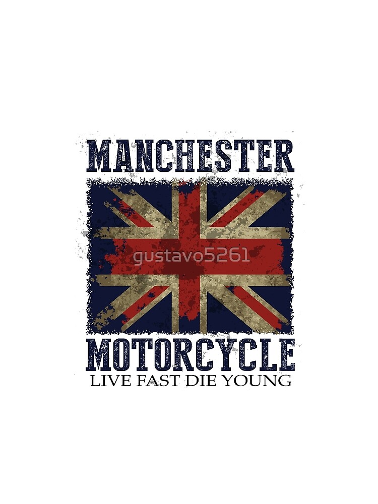 MANCHESTER MOTORCYCLE by gustavo5261