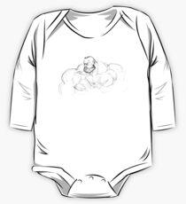 Zangief Portrait Kids Clothes