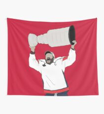 Alex Ovechkin Celebration Wall Tapestry