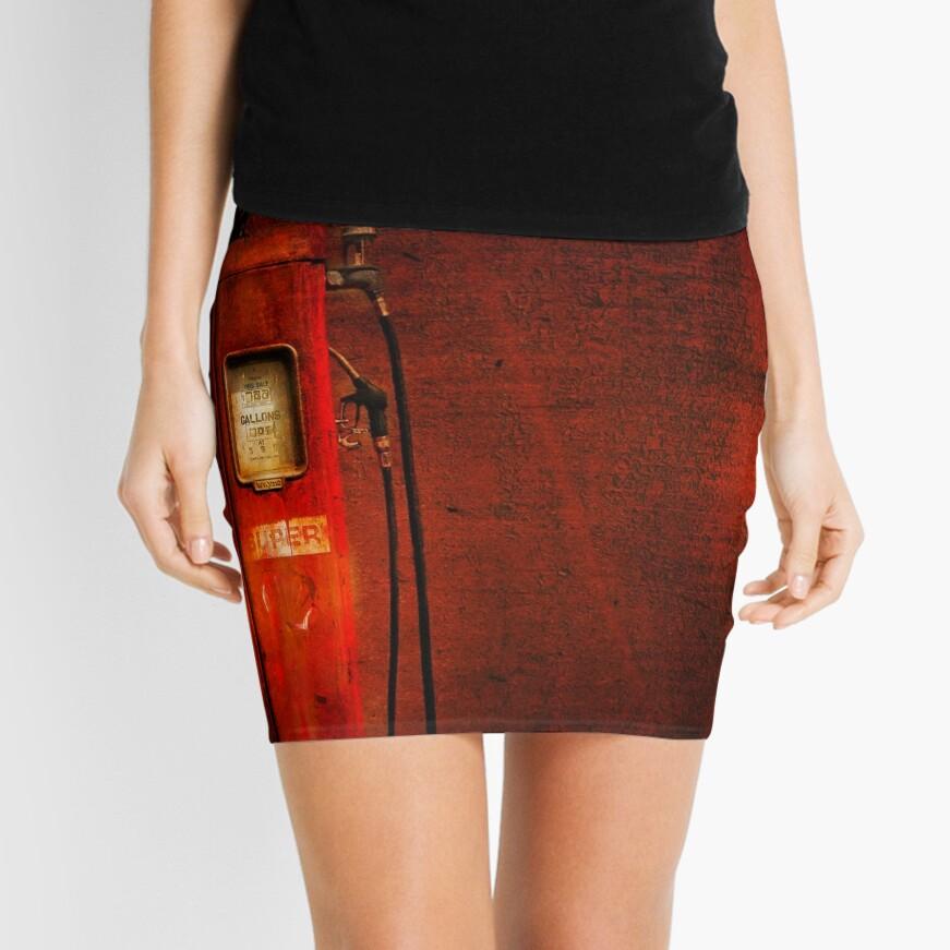 e m p t y Mini Skirt