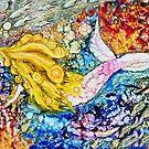 Vintage Mermaid by Nancy