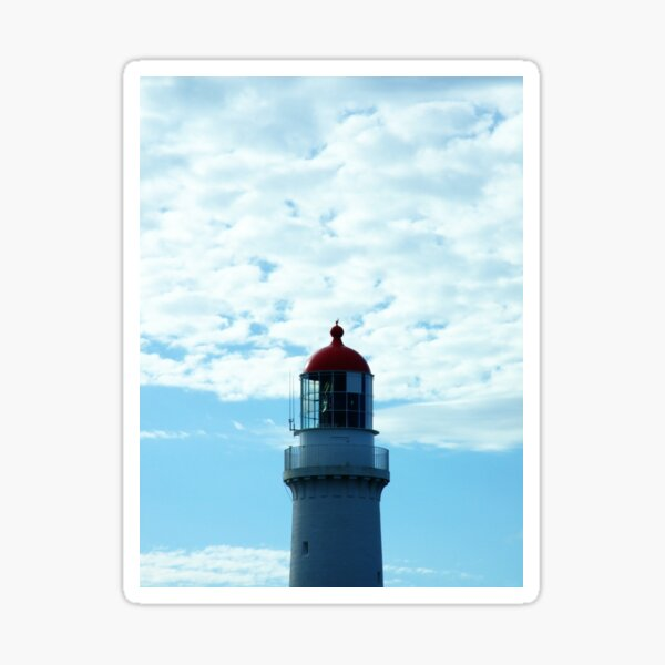 Top of the Lighthouse Sticker