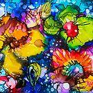 Fruit Flower by Nancy