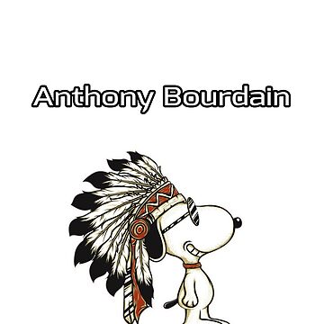 Sometimes I need to be alone and watch anthony bourdain by samlozano