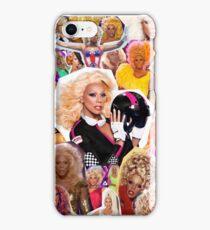 Cover Gurl iPhone Case/Skin