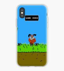 Duck Hunt Dog iPhone Case